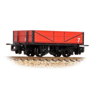 Bachmann 393-151 RNAD Rebuilt Open Wagon Welsh Highland Railway