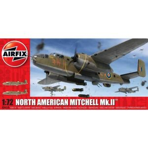 Airfix A06018 North American Mitchell Mk.II 1/72 Scale