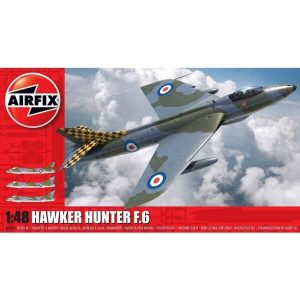 Airfix A09185 Hawker Hunter F.6 1/48 Scale