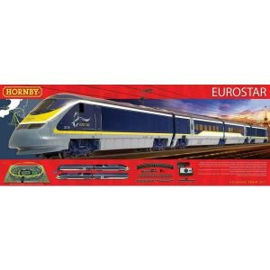 Hornby R1176 Eurostar Train Set