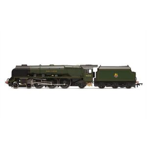 Hornby R3642 Princess Coronation 46232 'Duchess of Montrose' BR Green Early Crest