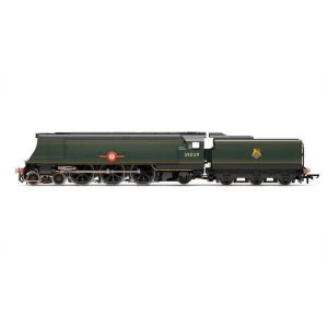 Hornby R3649 Merchant Navy Class 35029 'Ellerman Lines' BR Lined Green with Early Crest