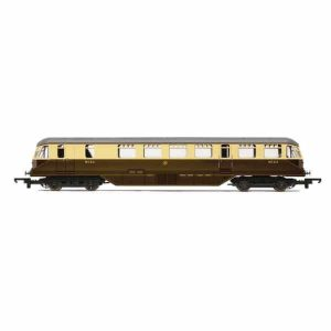 Hornby R3669 AEC GWR Railcar GWR Chocolate & Cream Livery RailRoad Range