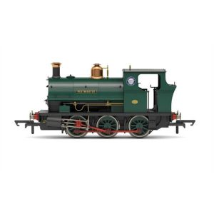 Hornby R3694 Peckett B2 Class 'Westminster' in Associated Portland Cement green