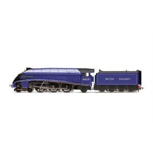 Hornby R3701 Class A4 60028 'Walter K Whigham' in BR Experimental Purple