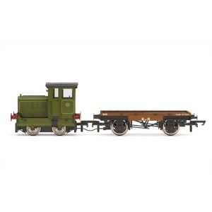 Hornby R3704 R & H 48DS No.269595 Ruston & Hornsby works Livery