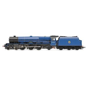 Hornby R3711X Class 8P Princess Royal 46206 'Princess Marie Louise' in BR Express Blue with Early Crest DCC Fitted