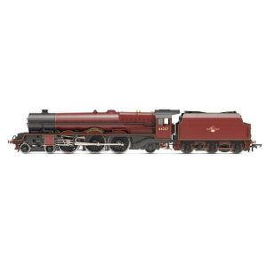 Hornby R3713 Class 8P Princess Royal 46207 'Princess Arthur of Connaught' in BR Crimson with Late Crest
