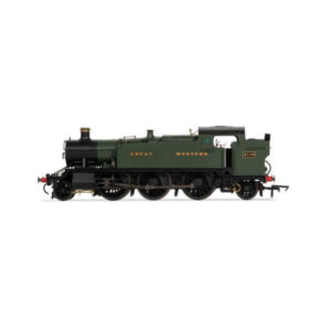 Hornby R3721X Class 61xx 2-6-2T 'Large Prairie' 6110 in GWR Green DCC Fitted
