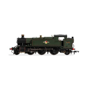 Hornby R3725 Class 61xx 2-6-2T 'Large Prairie' 4160 in BR Lined Green with Late Crest