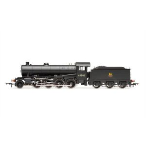 Hornby R3730 BR Class O1 2-8-0 No. 63806 BR Black with Early Crest