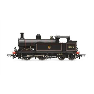 Hornby R3731 H Class 31177 BR Black with Early Crest