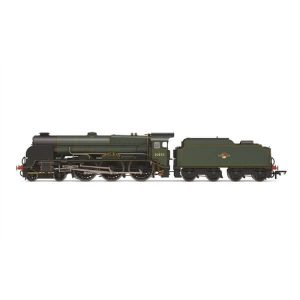 Hornby R3733 Lord Nelson Class 30859 'Robert Blake' BR Lined Green with Late Crest