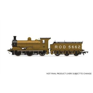 Hornby R3735 Class J36 5662 Railway Operating Division ROD Khaki