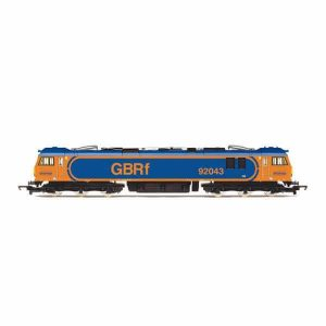 Hornby R3741 Class 92 92043 'Debussy' GBRF