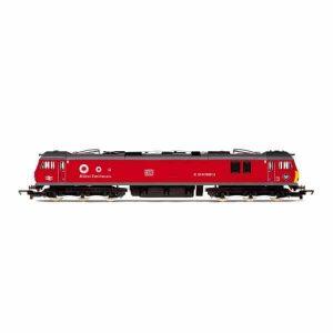 Hornby R3742 Class 92 91 53 0 472 001-3 'Mihai Eminescu' DB Cargo Romainia