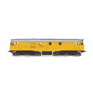 Hornby R3745 Class 31 31602 'Driver Dave Green' Network Rail Yellow