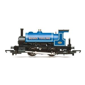 Hornby R3753 Class 264 'Pug' 'Beggs Tooling' RailRoad Range
