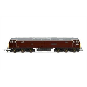 Hornby R3758 Class 47/7 47799 'Prince Henry' EWS Royal Train Claret RailRoad Range