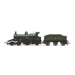 Hornby R3759 Class 3031 Dean Single No.3031 'Achilles' in GWR Green RailRoad Range
