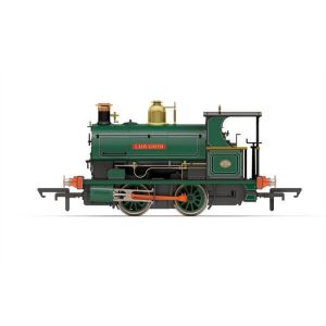 Hornby R3761 Peckett W4 Class 'Lady Edith' in Earl of Dudley's works livery