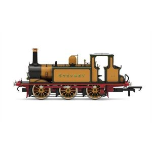 Hornby R3780X Class A1 (Terrier) No. 655 'Stepney' LBSCR Umber DCC Fitted