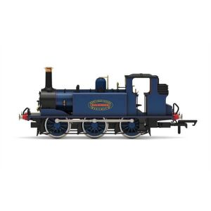 Hornby R3781X Class A1 (Terrier) No. 5 'Rolvenden' Kent & East Sussex Railway Blue DCC Fitted