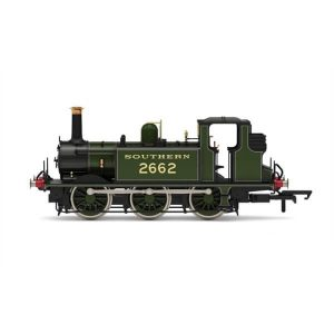 Hornby R3783X Class A1X (Terrier) No. 2662 in SR Olive Green DCC Fitted