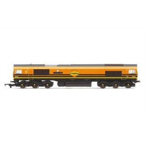 Hornby R3786 Class 66/4 66413 'Lest We Forget' Freightliner G&W