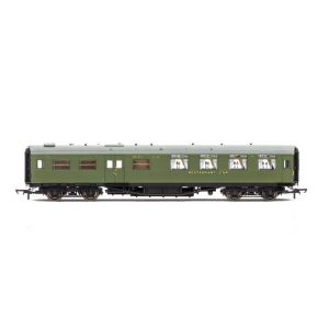 Hornby R4816A Maunsell Kitchen / Dining First SR Olive Green