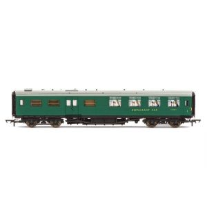 Hornby R4817A Maunsell Kitchen / Dining First BR Green (SR)