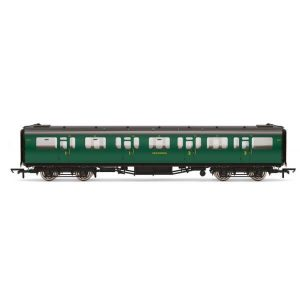 Hornby R4882 Bulleid 59′ Corridor Composite SR Green (Set 965)