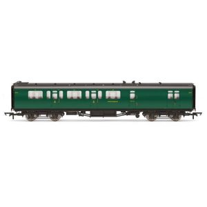 Hornby R4884 Bulleid 59′ Corridor Brake Third SR Green (Set 965)
