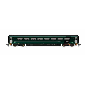 Hornby R4895A Mk3 TSD Trailer Standard Disabled with Sliding Doors GWR 2015