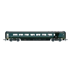 Hornby R4896A Mk3 TGS Trailer Guard Standard with Sliding Doors GWR 2015