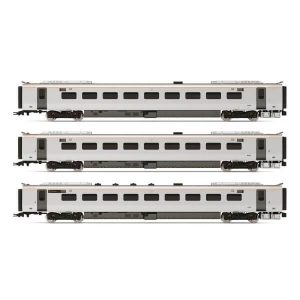 Hornby R4897 IEP Bi-Mode 800/0 Test Train Coach Pack Ltd Edition