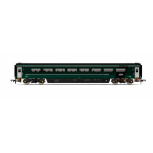 Hornby R4915A Mk3 TSO Trailer Standard Open with Sliding Doors GWR 2015