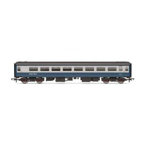 Hornby R4916 BR Mk2F TSO Tourist Second Open BR Blue and Grey