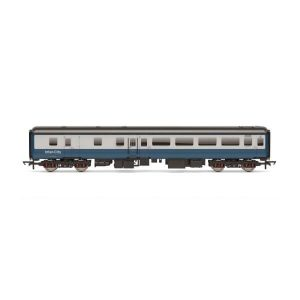 Hornby R4917 BR Mk2F FO First Open BR Blue and Grey