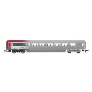 Hornby R4940E Mk3 TSO Trailer Standard Open with Sliding Doors Cross Country Trains