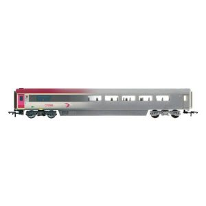 Hornby R4941A Mk3 TCC Trailer Composite Catering with Sliding Doors Cross Country Trains