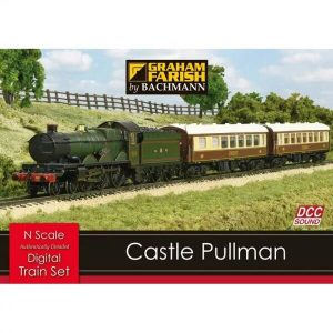 Graham Farish 370-160 Castle Pullman Digital Train Set