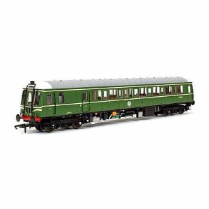 Dapol 4D-015-008 Class 122 55018 BR Green with Speed Whiskers