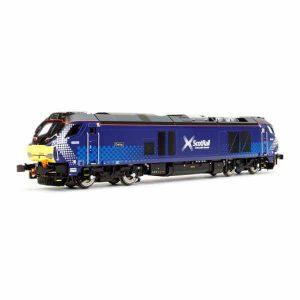 Dapol 4D-022-009 Class 68006 'Daring' ScotRail Late Modified