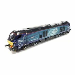 Dapol 4D-022-010 Class 68006 'Avenger' DRS Compass Late Modified