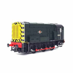Dapol 7S-008-009 Class 08 BR Green with Late Crest Wasp Stripes