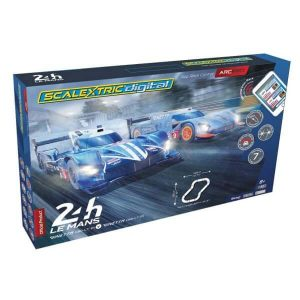 Scalextric C1404 ARC PRO Digital 24H Le Mans Set