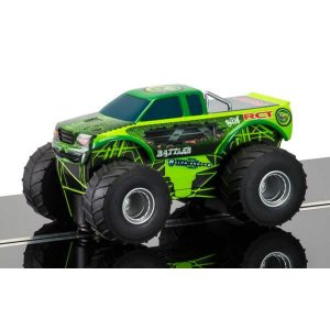 Scalextric C3711 Team Monster Truck 'Rattler' Green