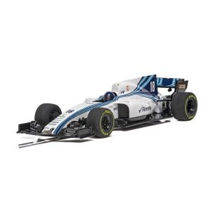 Scalextric C4021 Williams FW41 No.18 Lance Stroll Formula 1 2018