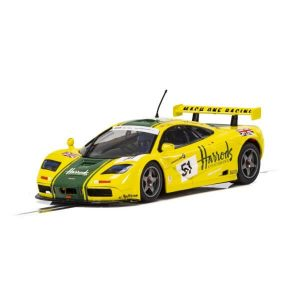 Scalextric C4026 McLaren F1 GTR No.51 Bell /  Bell / Wallace Le Mans 1995